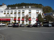 Hotel Bonhomme in Remouchamps